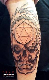 tatouage par alx trmp fisherman tattoo club