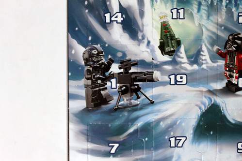 LEGO Star Wars 2014 Advent Calendar (75056) - Day 1