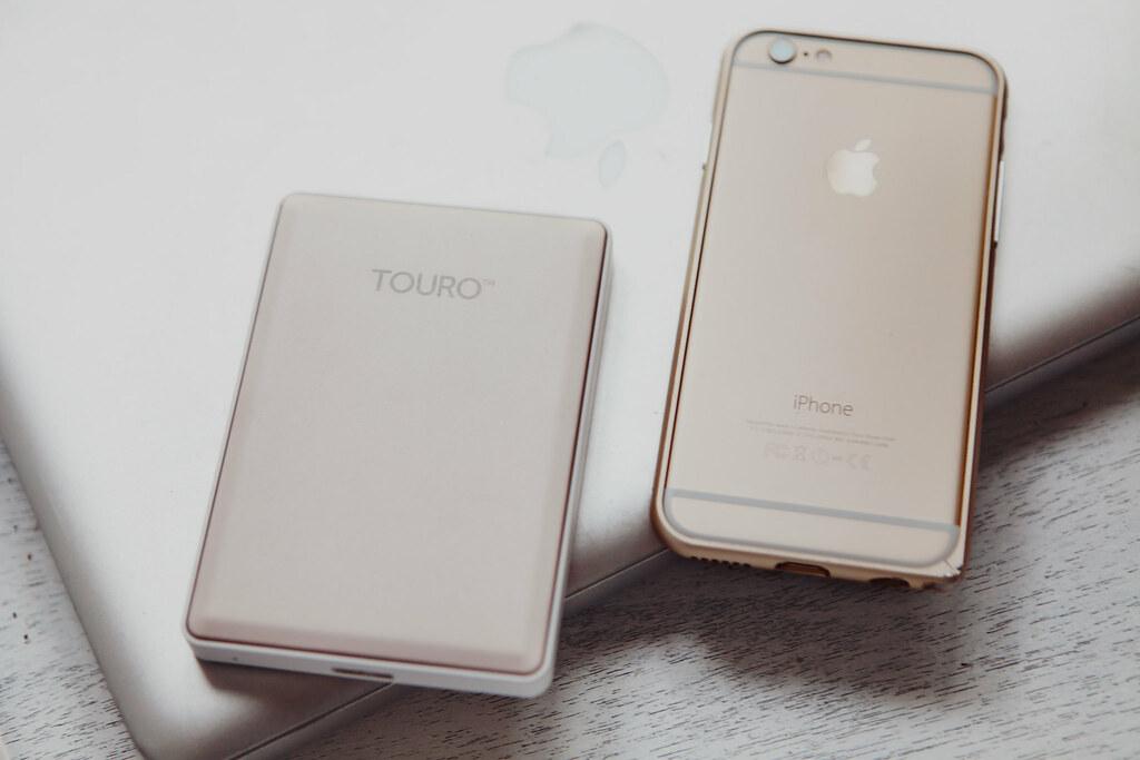 Touro S Portable Drive