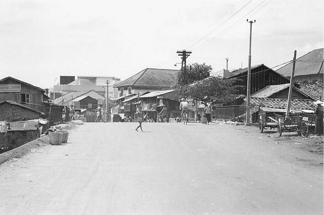 SAIGON 1965-66 - Bến Chương Dương