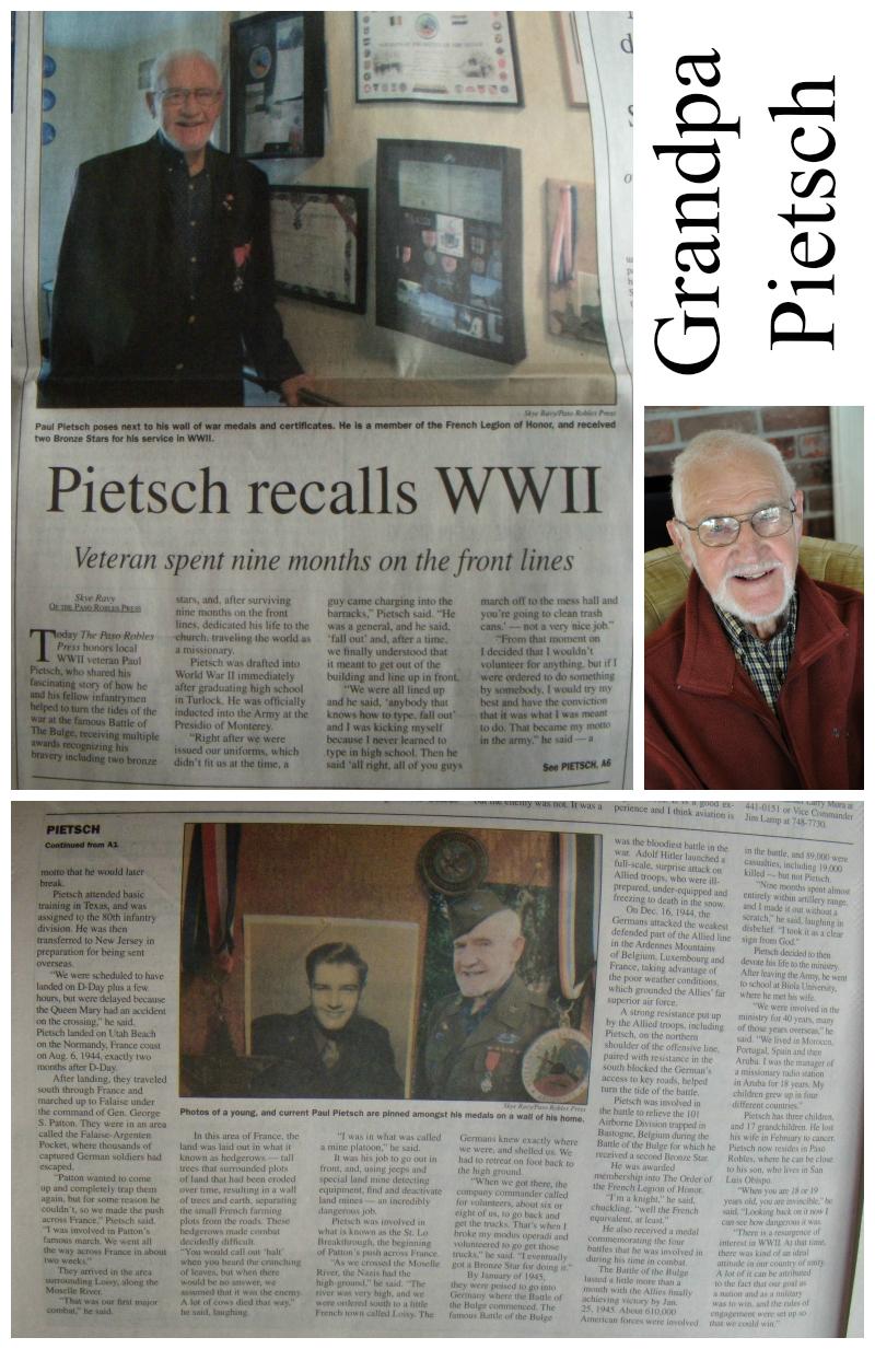 Grandpa Pietsch