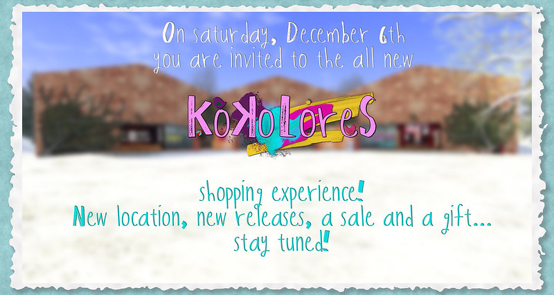 KoKoLoReS News!