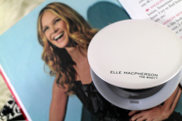 Elle McPherson LED Compact Mirror