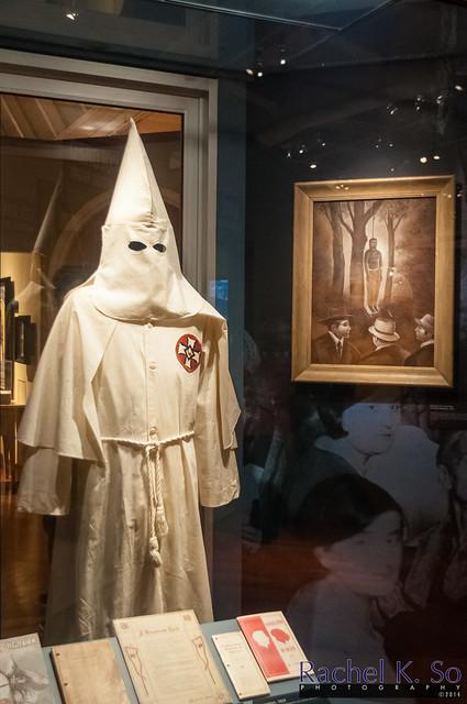 ku klux klan robe  henry ford museum  dearborn