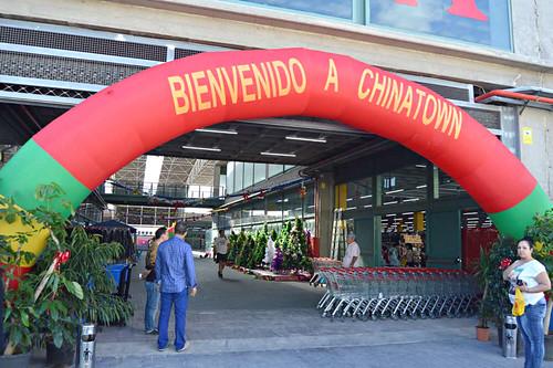 Chinatown Las Chafiras, Los Crsitianos
