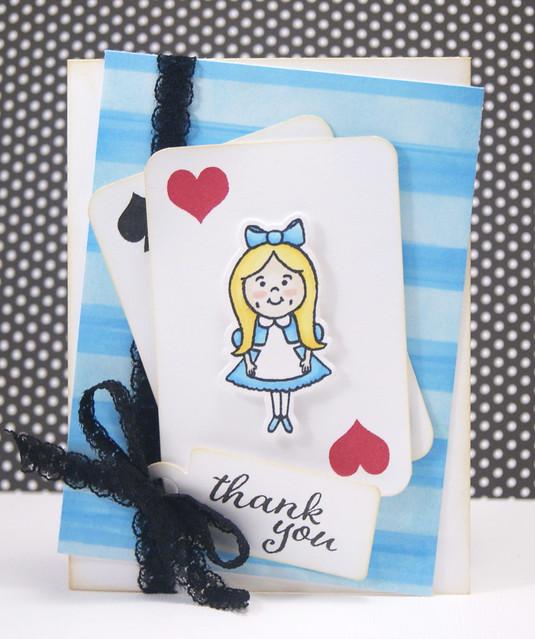 Alice Thanks