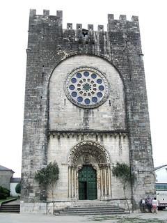Igrexa de San Nicolás.
