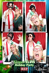 Elves or Elvis 2014 Holiday Party