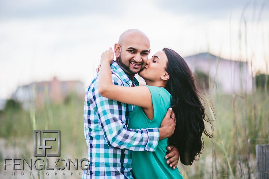 Dipal & Vinay | Savannah Destination Indian Engagement Photography