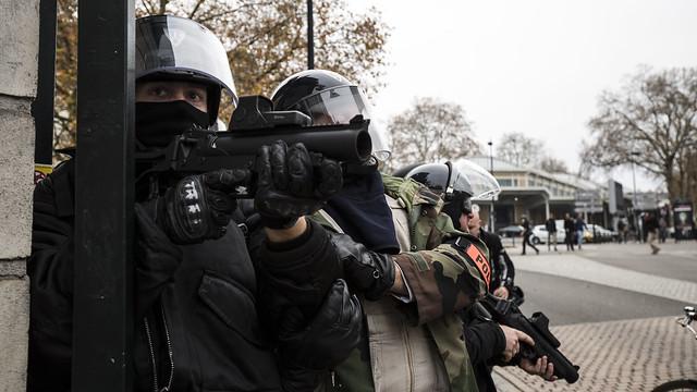 Nantes : Mobilisation contre les violences policières