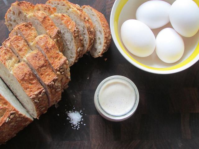 sunfower bread