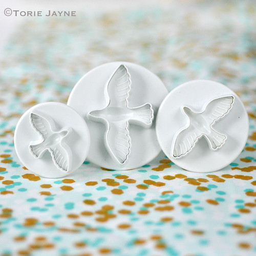 Dove plunge cutters