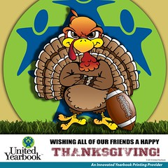 United Yearbook Thanksgiving 2014