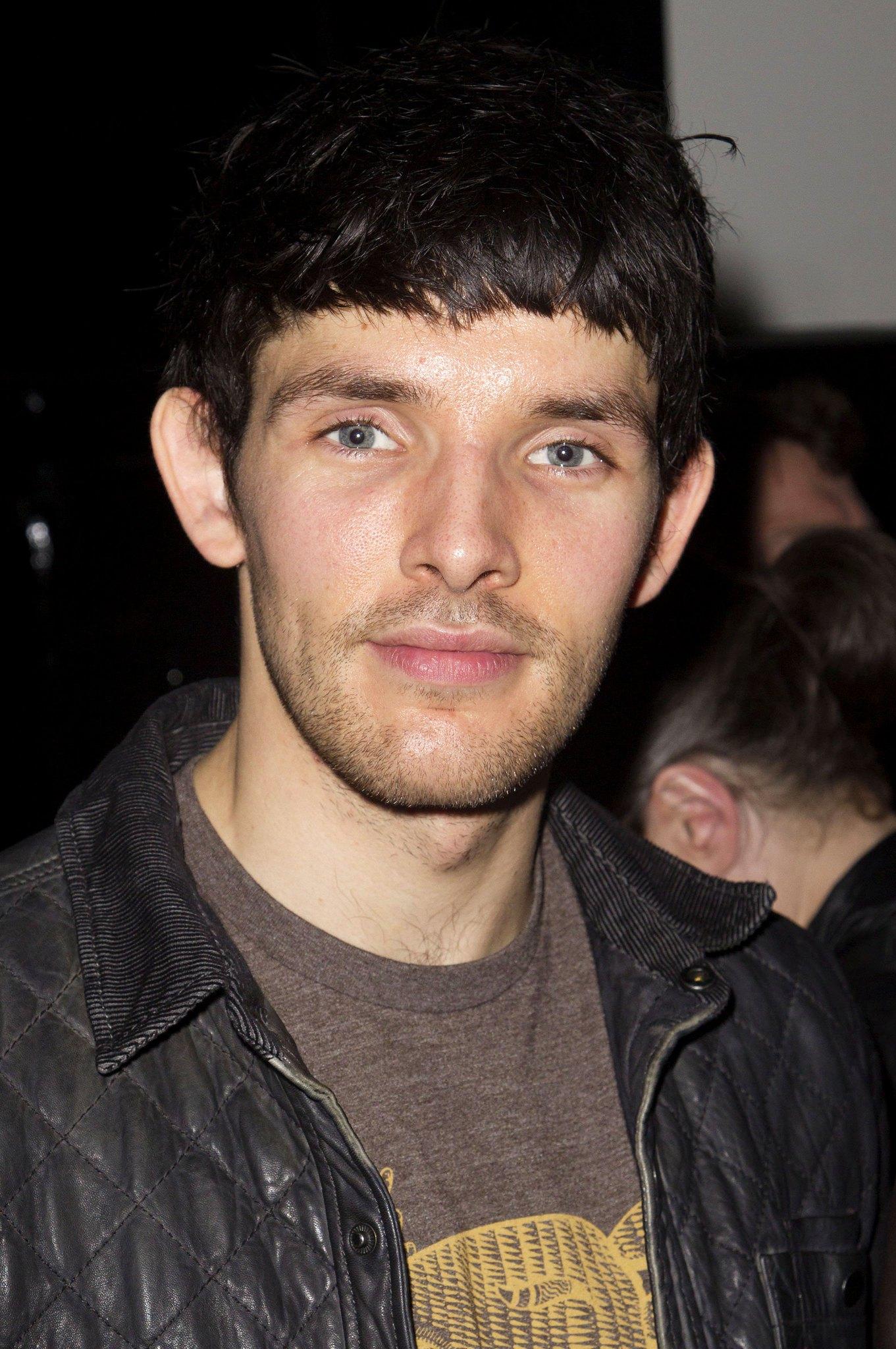 Colin Morgan (born 1986)