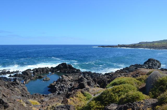 Coastal path, Buenavista, Tenerife