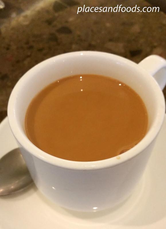 food paradise macau airport milk tea