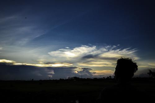 life light sunset sky nature landscape nikon rice clou d5100