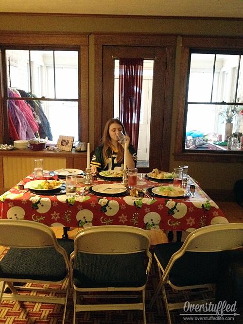 IMG_7339 Christmas Day dinner web