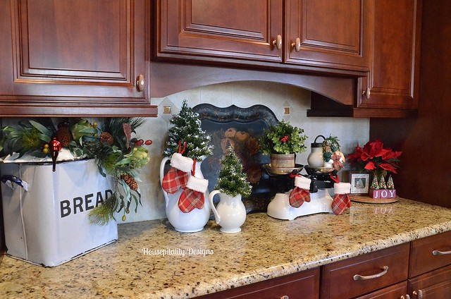 Kitchen Christmas 2014-Housepitality Designs