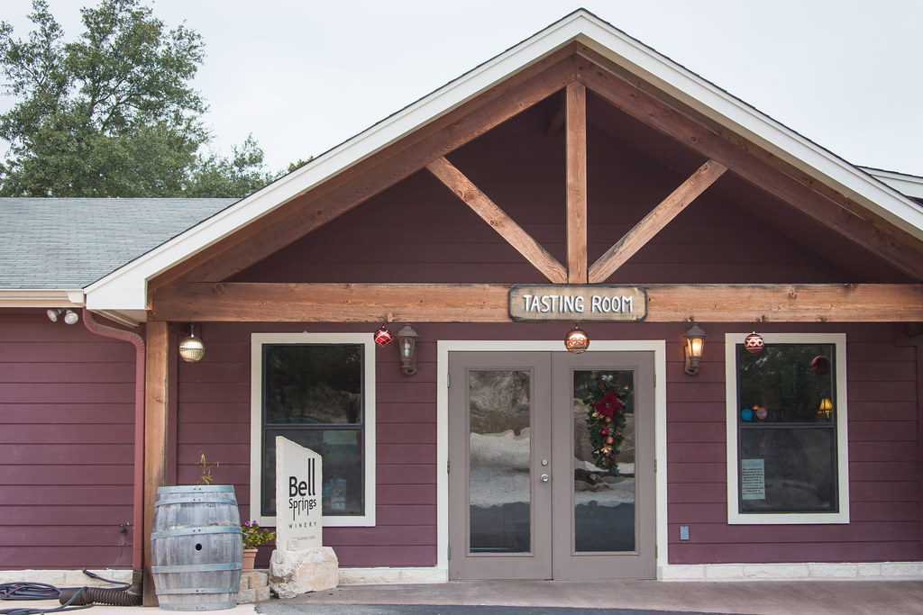 Texas Holiday Wine Trail