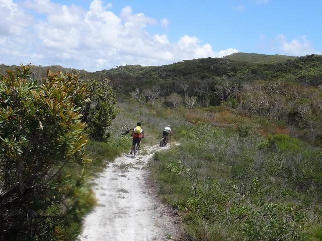 Climbing Mount Seahwah