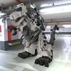 TyranoBot in a Garage