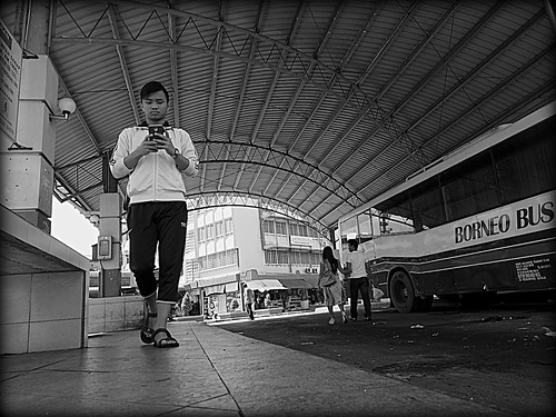 Glue to you | Sarikei Street.01
