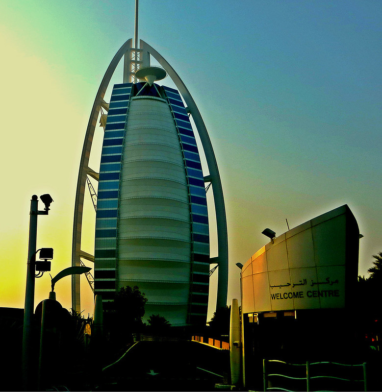 Dubai Burj Arab Burj Khalifa Mall UAE - 005