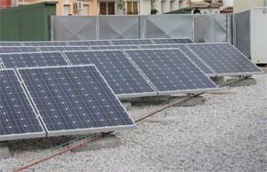 Fotovoltaica Policía Local