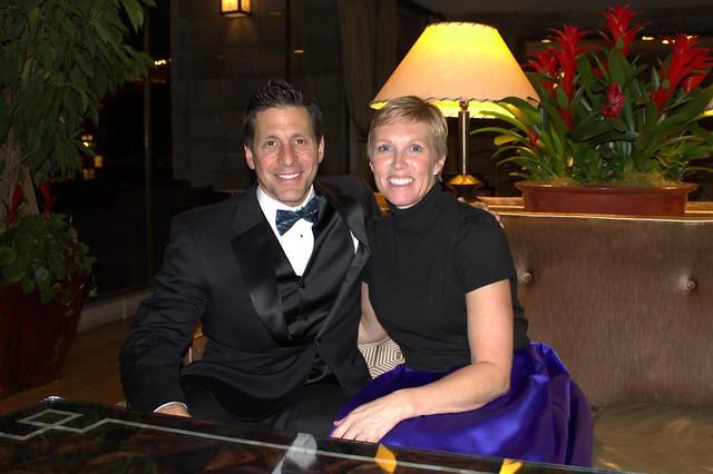 Erik Schlopy and Crissy Perham