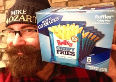 Ruffles Crispy Fries