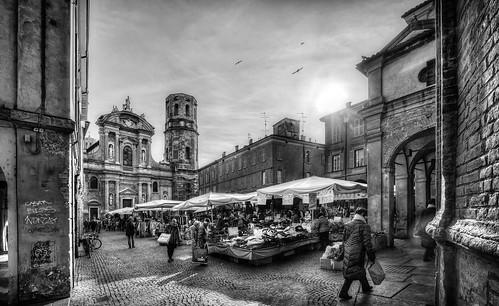 Strade di Reggio Emilia 4 (Reggio Emilia Streets 4)