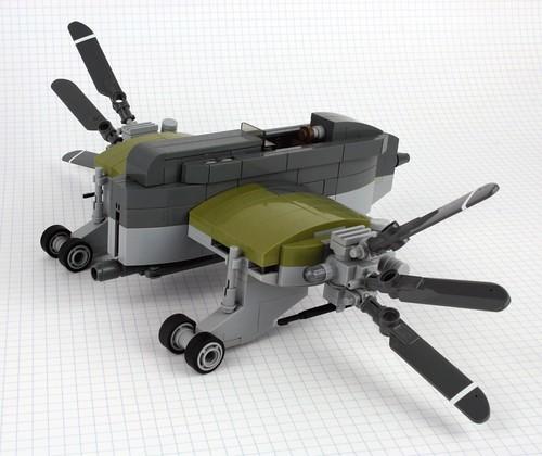 Geflugelter Panzer