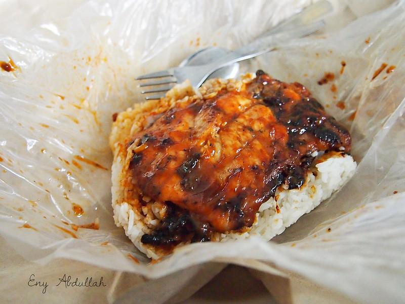 Nasi Lemak Ayam