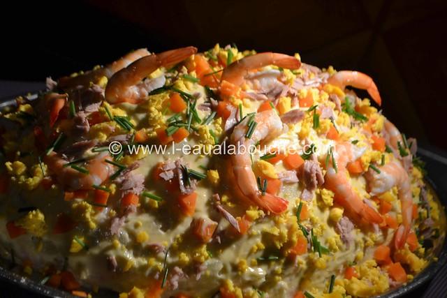 Salade Russe © Ana Luthi Tous droits réservés