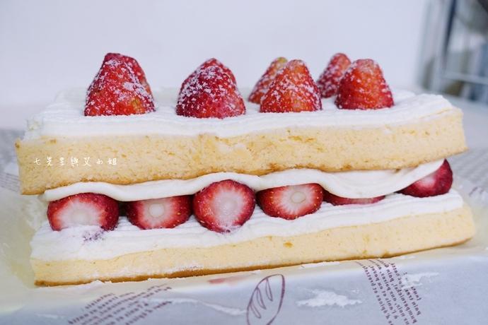 4 士林宣原烘焙蛋糕專賣店 草莓蛋糕