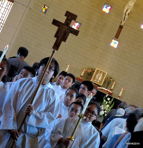 Mass Procession