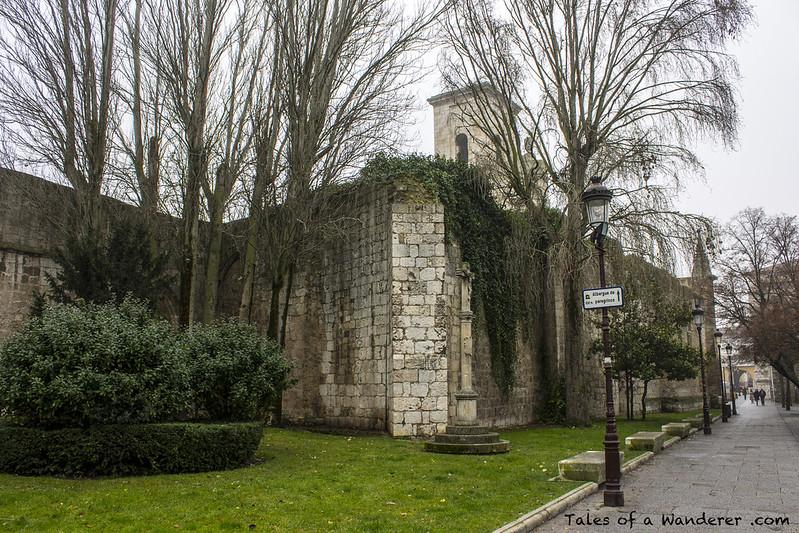 BURGOS - Monasterio de San Juan