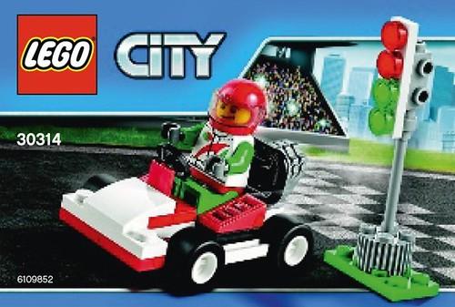 LEGO City 30314