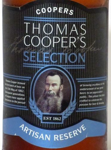 Thomas Cooper's Selection