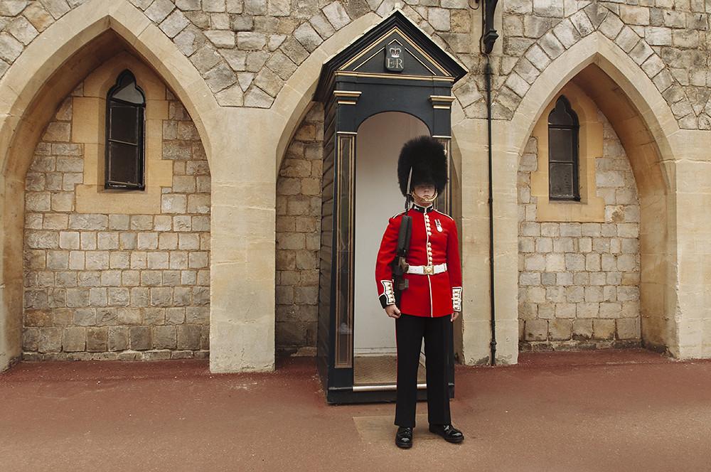 Windsor Castle, England, United Kingdom