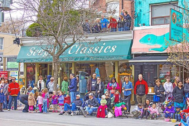 Easter Parade - Toronto 2012