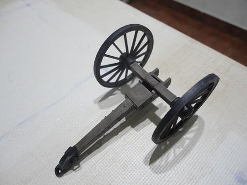 IMEX 1:32/54mm Confederate Cannon Set ref 781 16301302881_445ea88e77