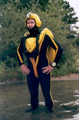 rubber wet suit eBay