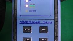 Exfo FOS-120A 2