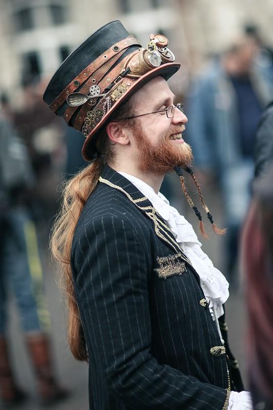 Steampunk Festival Aethercircus