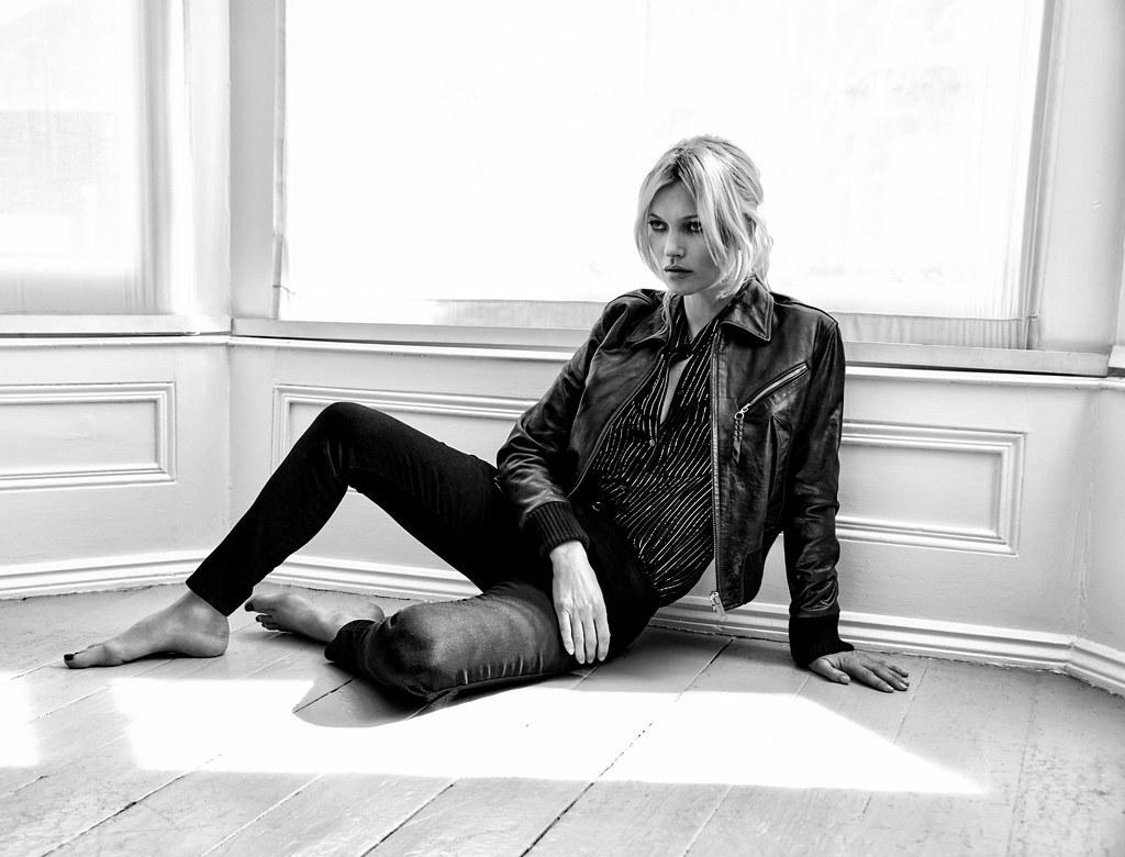 Кейт Мосс — Фотосессия для «The Edit» 2016 – 1