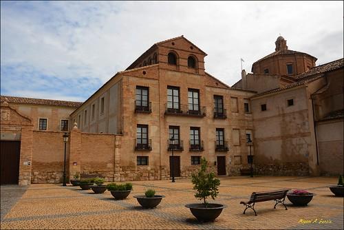 Palacio de los Condes de Bureta . Bureta. Zaragoza.