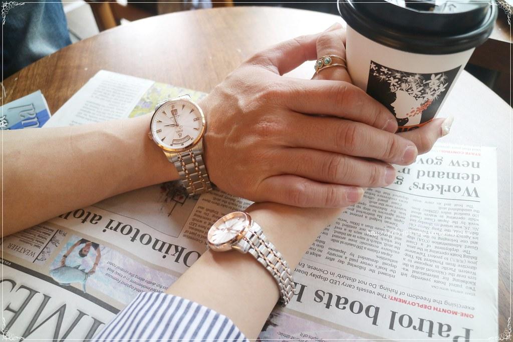 瑞士依波路表1605周年情侶對錶 (10)