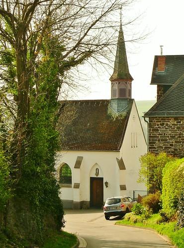 8. Außenansichten Kapelle